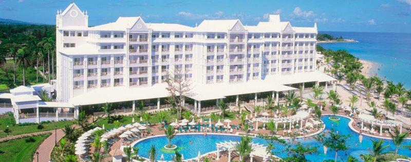 Hotel Riu Las Americas Cancun Mexico