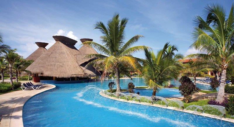 Riviera Maya Barcelo Maya Colonial And Tropical Beach Reviews