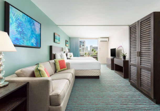 Courtyard Waikiki Beach Cheap Vacations Packages Red Tag