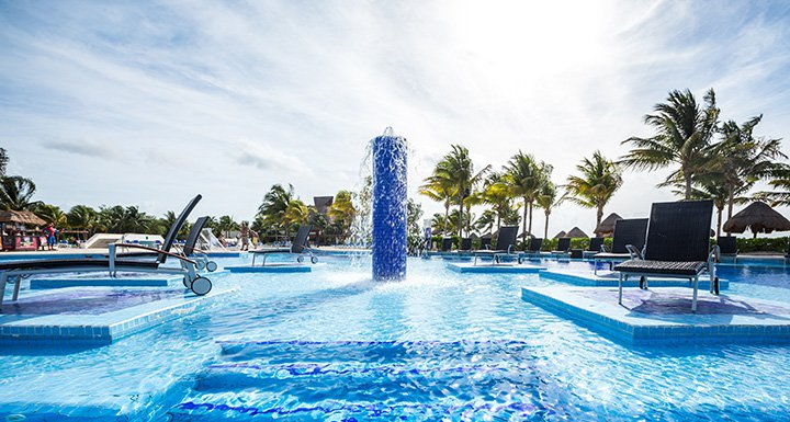 Hotel Bluebay Grand Esmeralda Playa Del Carmen Mexico