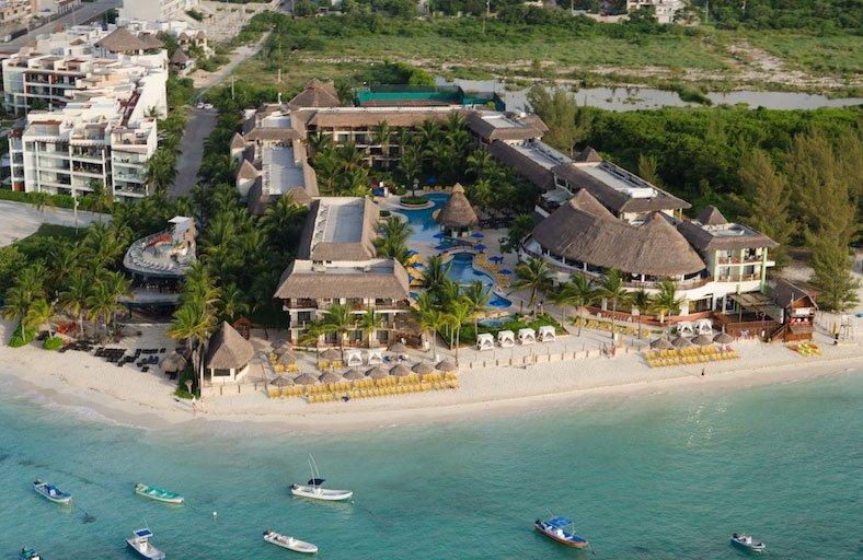 Grand Coco Bay on Car Rentals Belize
