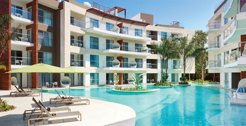 Azul Fives Hotel Cheap Vacations Packages