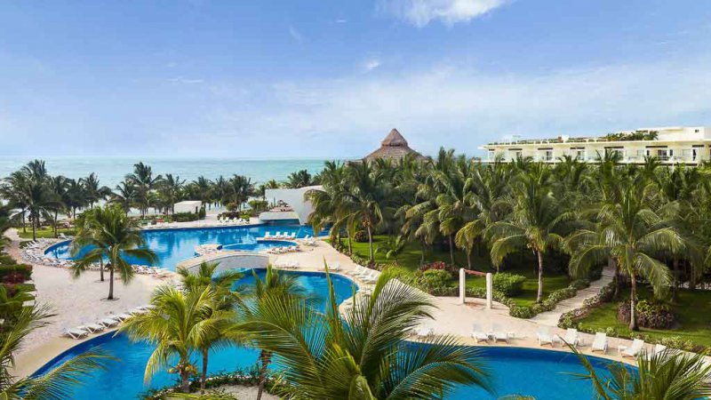 Sensatori Azul Beach Resort Mexico Cheap Vacations Packages Red Tag Vacations