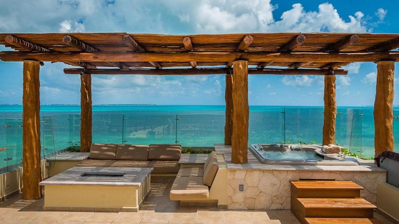 Villa Del Palmar Cancun Cheap Vacations Packages Red Tag