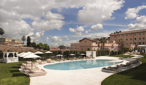 Best vacation package deals to rome for Villa agrippina rome