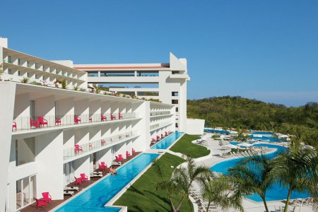 Secrets Huatulco Rst And Spa, Huatulco