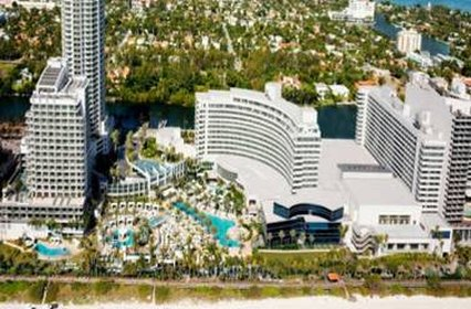 Fontainebleau Miami Beach, Miami