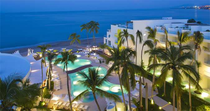 Hilton Puerto Vallarta Cheap Vacations Packages Red Tag Vacations