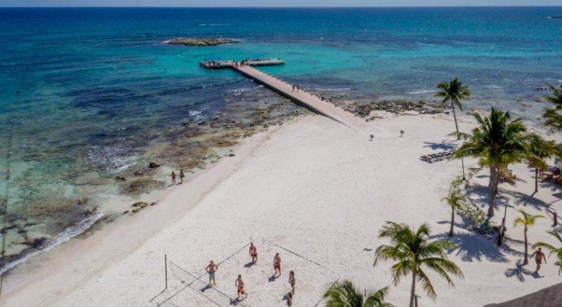 Maya Barcelo Beach Resort Mexico