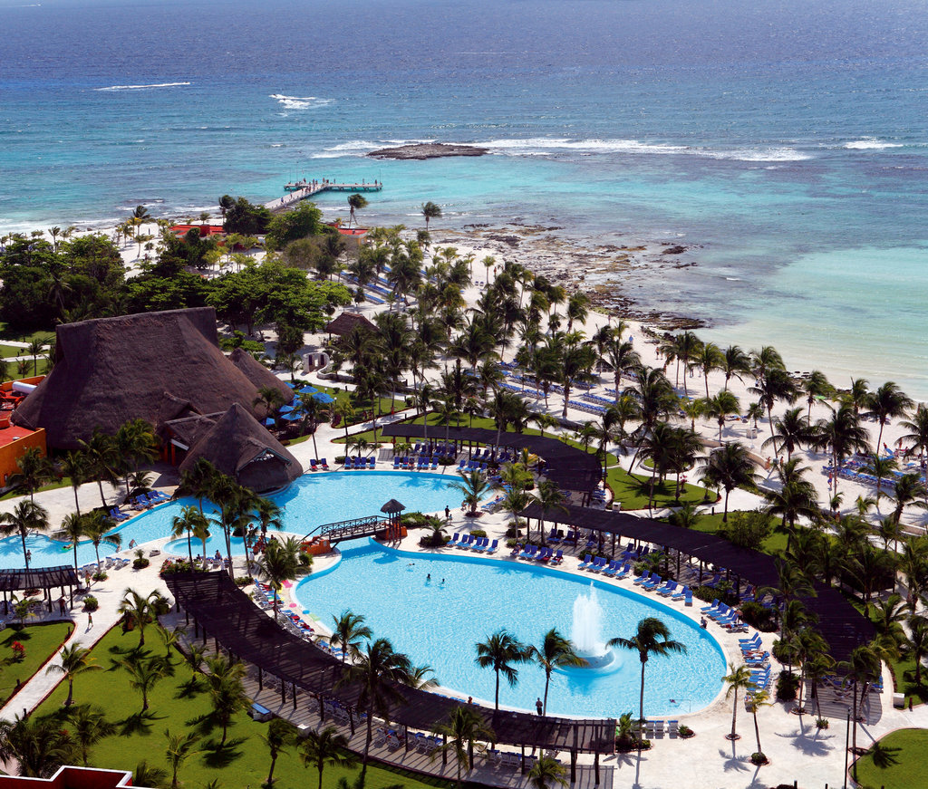 Barcelo Maya Caribe Beach Resort Cheap Vacations Packages