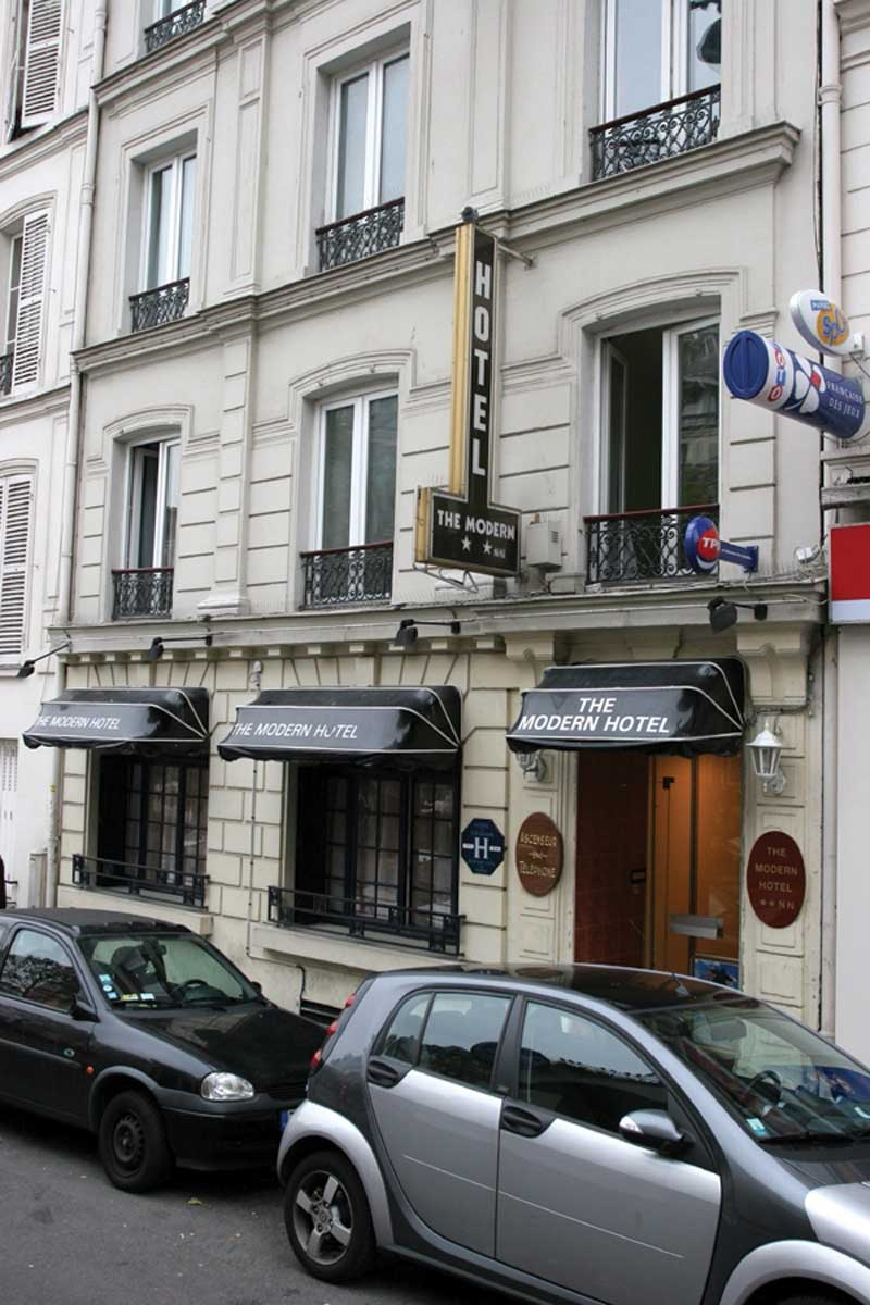 The modern hotel vacation deals lowest prices for Deal hotel paris
