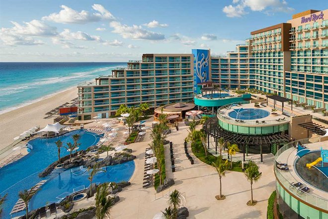 Is There A Hard Rock Cafe In Cancun Mexico