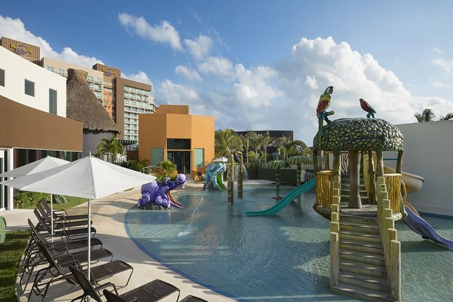 Hard Rock Hotel Cancun Food Reviews