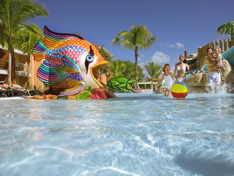 Barcelo Bavaro Palace Deluxe Cheap Vacations Packages