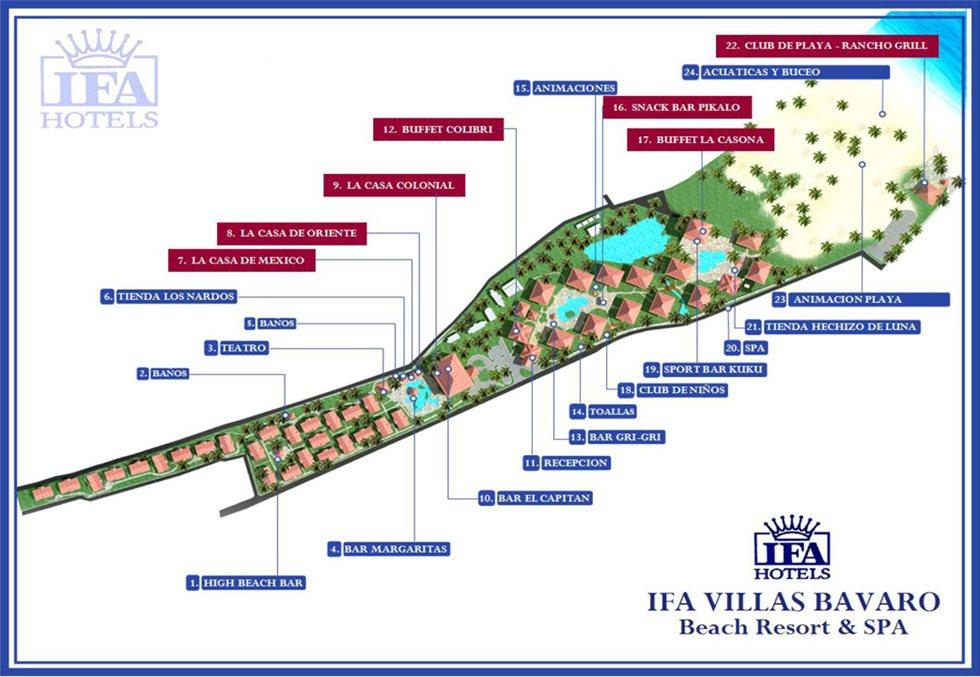 Hotel Ifa Villa Bavaro Punta Cana