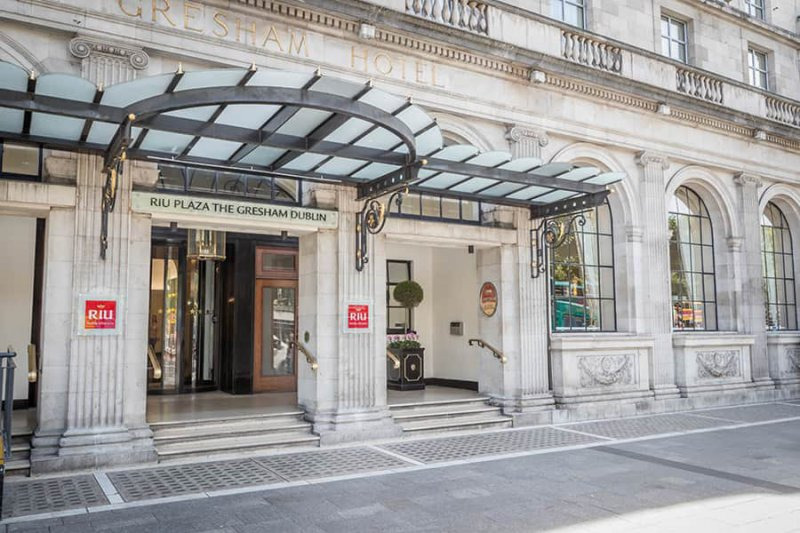 Riu Plaza The Gresham Hotel Cheap Vacations Packages Red