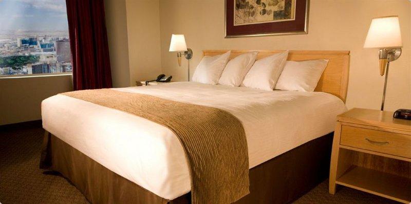 Stratosphere Hotel Room Service Menu