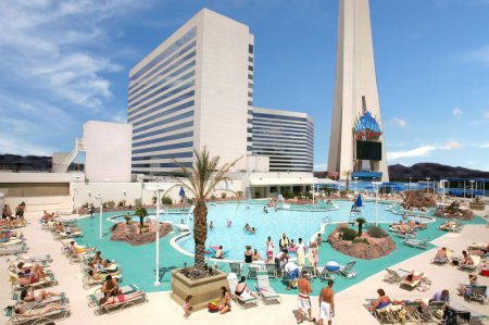 Stratosphere Hotel And Casino, Las Vegas