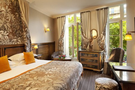 Hotel St Germain Des Pres, Paris