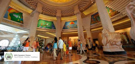 Atlantis royal towers lowest prices promotions reviews for Terrace view atlantis royal towers