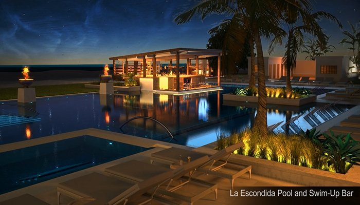 Unico Hotel Riviera Maya Cheap Vacations Packages Red