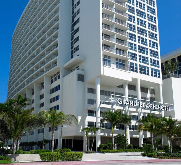 Beach House Rentals In South Beach Miami: Grand Beach Hotel Miami Cheap Vacations Packages
