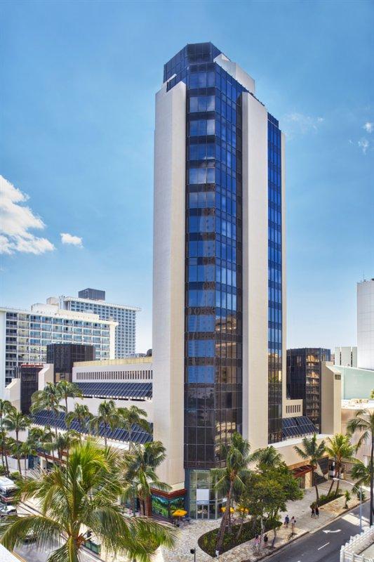 Hyatt Centric Waikiki Beach Cheap Vacations Packages Red
